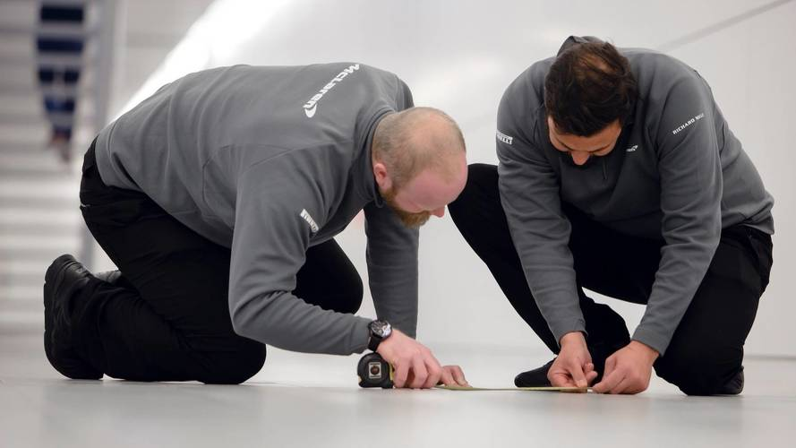 McLaren Increases Employee Efficiency With Drastic New Measures