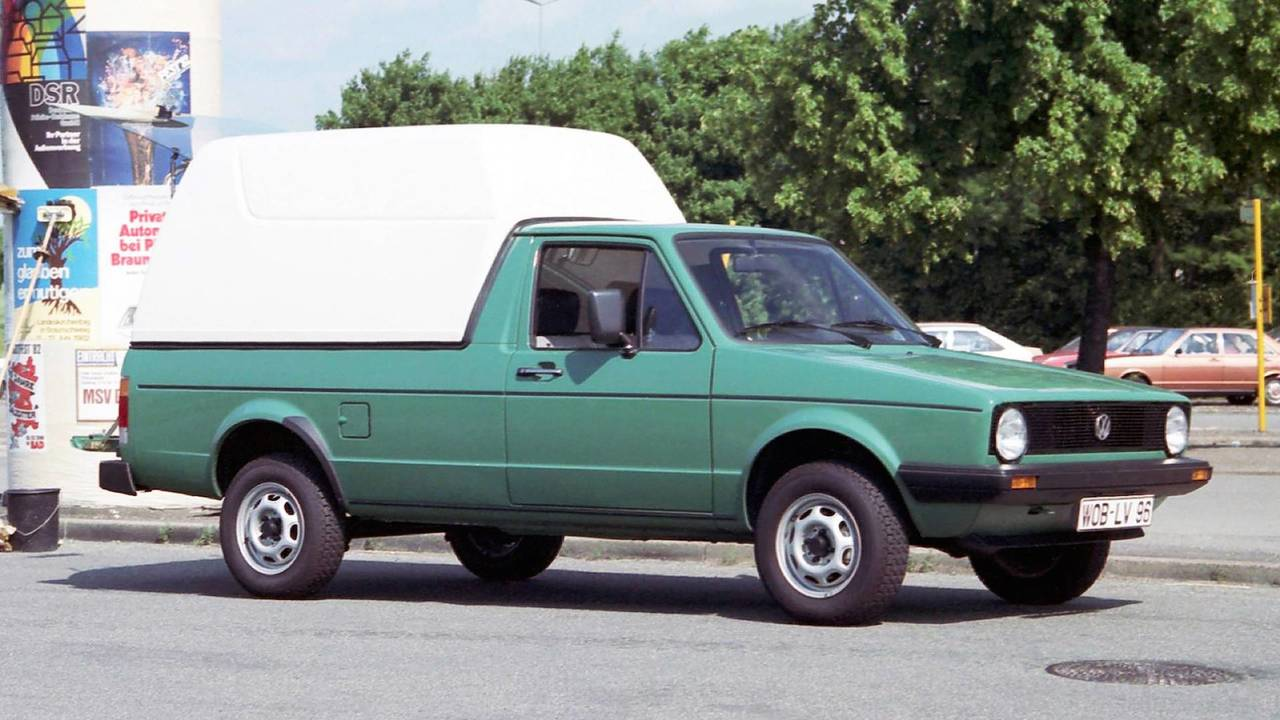 1979 VW Rabbit Pickup / Caddy