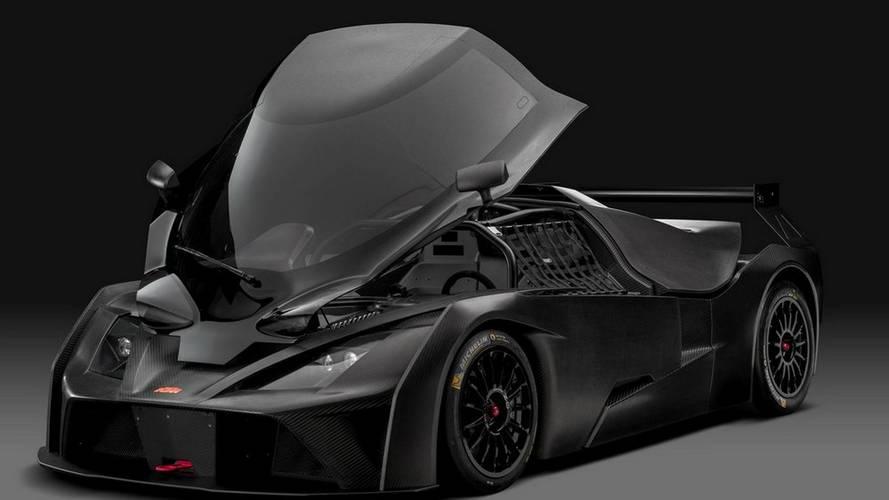 Así es el KTM X-Bow GT4 2018 de carreras