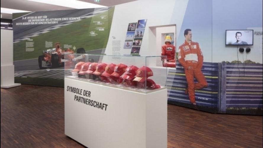 Michael Schumacher, la sua collezione privata diventa un museo gratuito