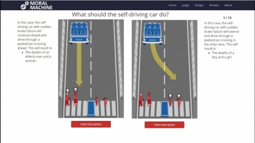 Guida autonoma, quale