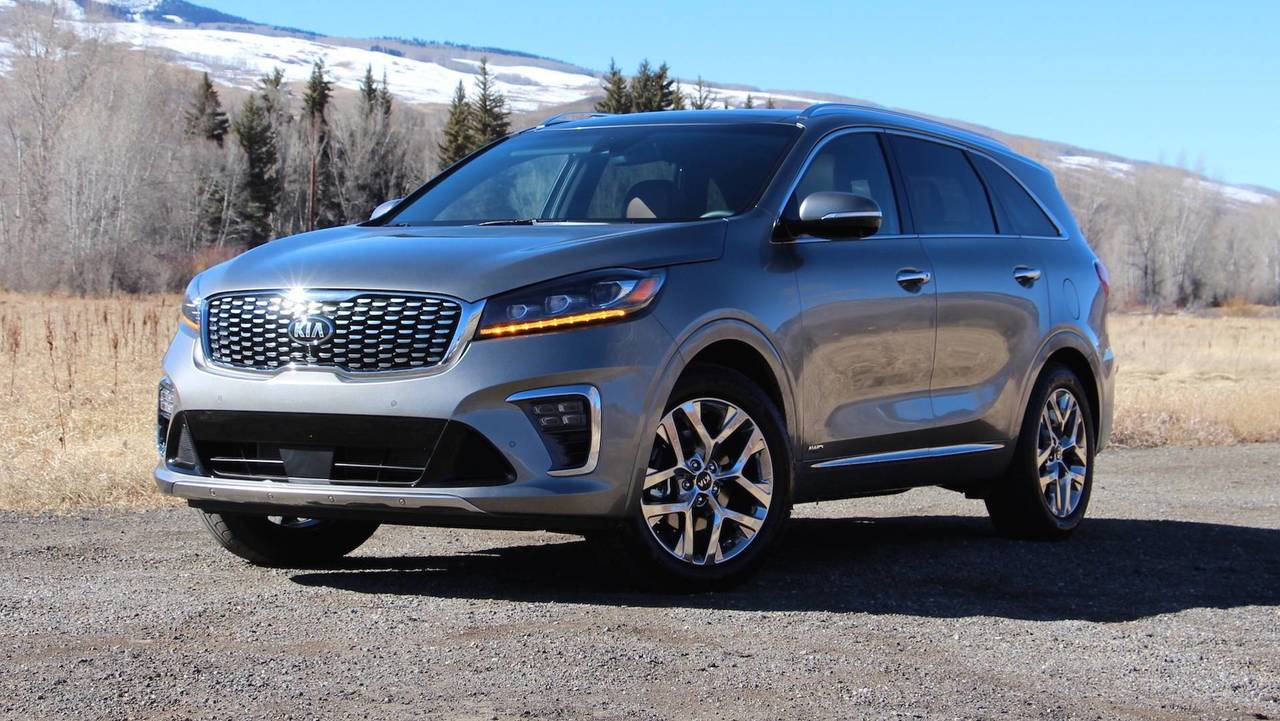 Focus St Towing >> 2019 Kia Sorento First Drive: A Perfectly Fine Refresh