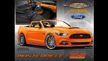 Ford Mustang al SEMA 2016 005