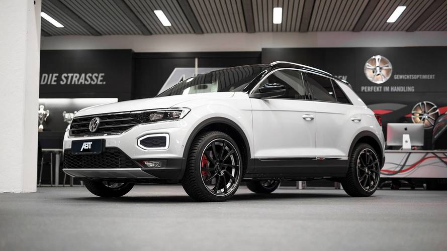 VW T-Roc Ups The Power Ante To 228 HP Thanks To ABT