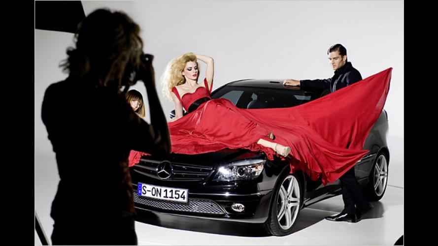 Hübsch anzuschauen: Erste Eindrücke vom Mercedes CLC
