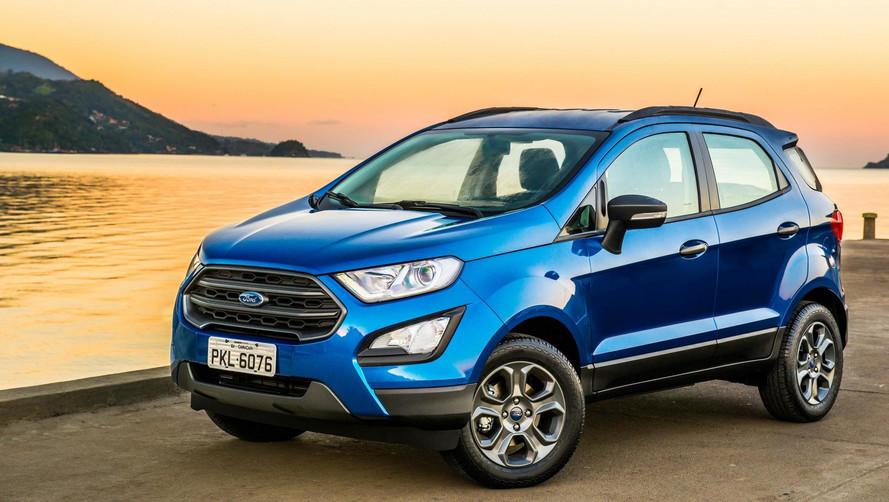 Ford lança novo EcoSport 2018 -  Veja versões, conteúdos e preços