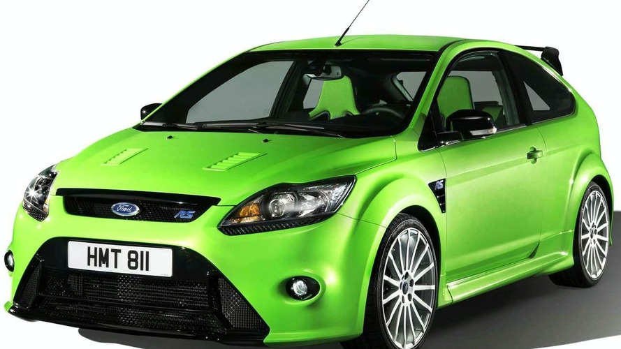 More Ford Focus RS Images Appear