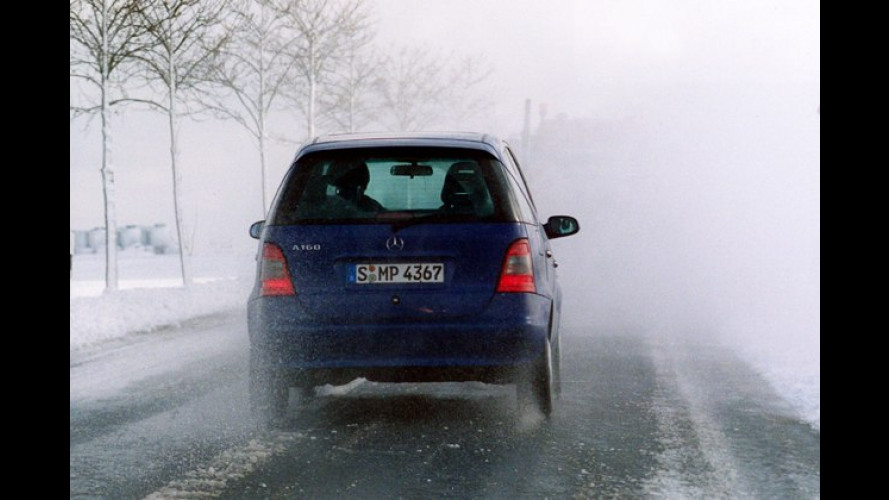 Gut durch den Winter: Wie Sie Ihr Fahrzeug winterfit machen