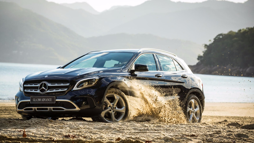 Primeiras impressões: Mercedes GLA 2018 ganha retoques para ficar mais SUV