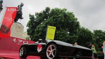 HR Owen celebrates 70 years with 70 Ferraris