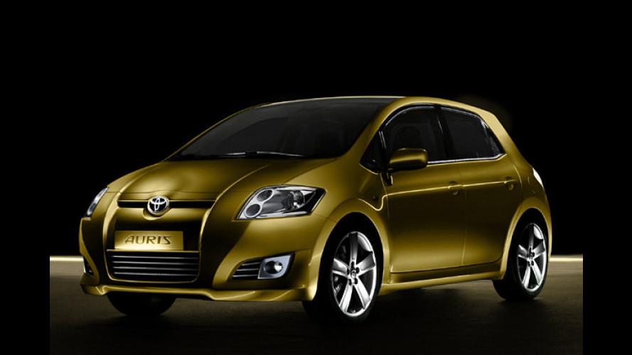 Toyota Auris: Der ,goldene