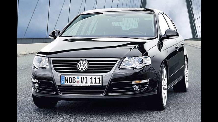 So gefällt er Euch: VW bringt Edel-Passat als Sondermodell