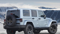 2012 Jeep Wrangler Arctic special edition - 11.11.2011