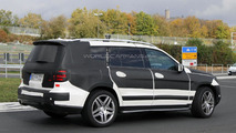 2012 Mercedes GL-Class spy photo - 26.10.2011