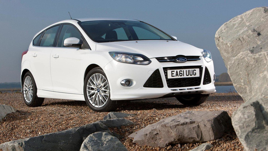 Ford Focus Zetec S (U.K.) announced