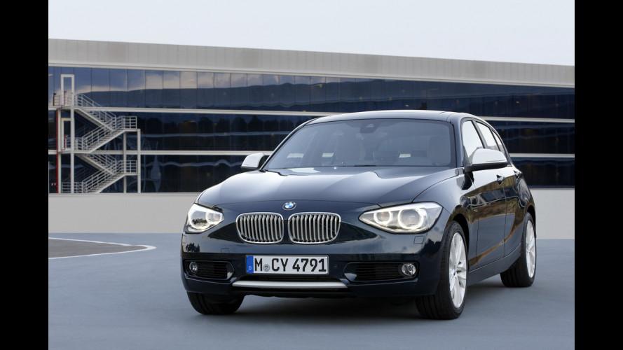 Nuova BMW 116d EfficientDynamics Edition