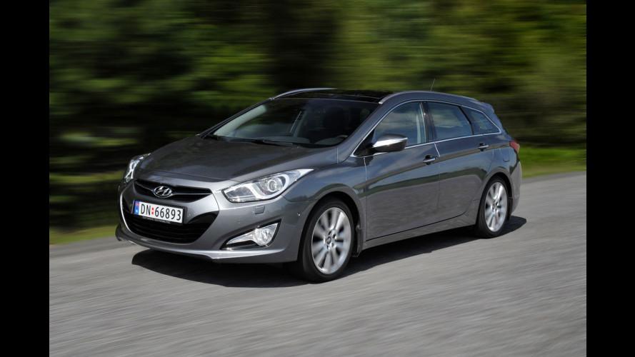 Hyundai i40: i prezzi
