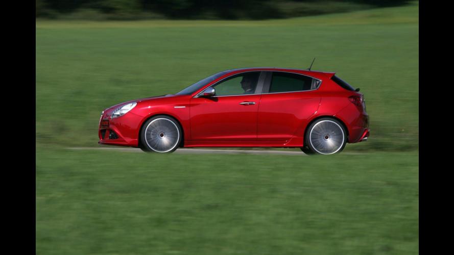 Alfa Romeo Giulietta Novitec