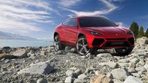 Lamborghini promete que o Urus será o mais rápido e potente SUV da história