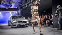 Mercedes CLS 63 AMG Shooting Brake public debut at German Grand Prix 24.07.2012