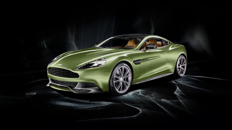Aston Martin could get AMG tech and parts - report