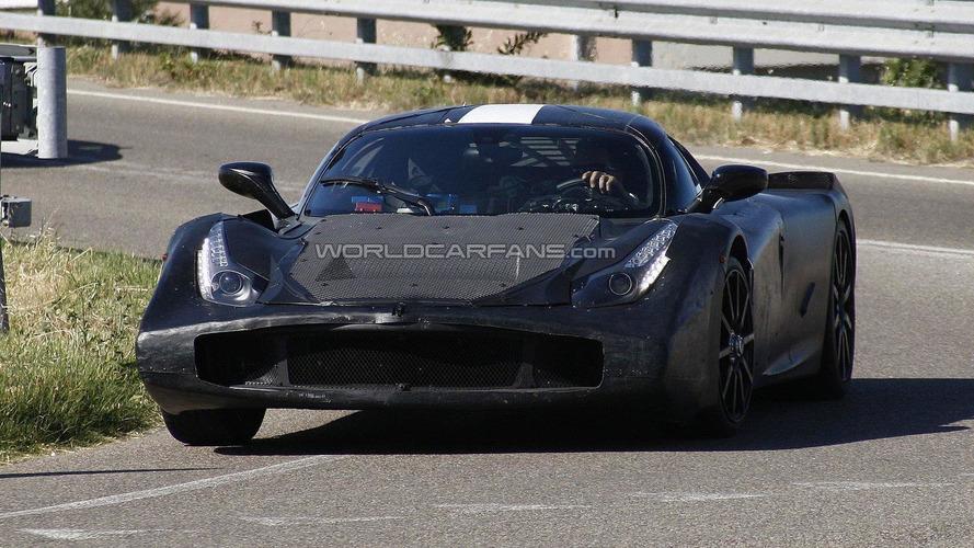 Ferrari F70 to debut in Detroit - report