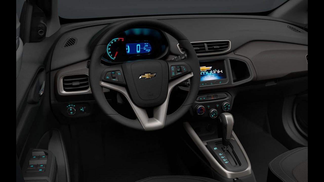 Chevrolet lança linha Prisma 2016 com série especial Advantage