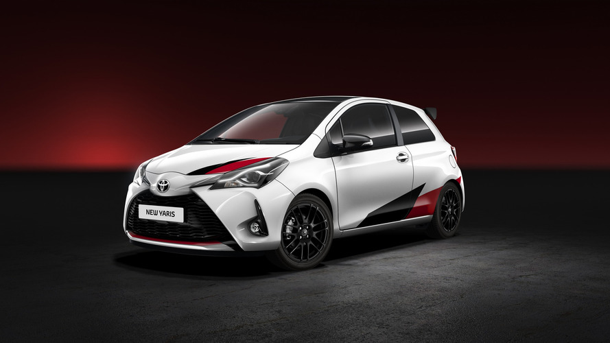 Toyota Yaris puts the 'hot' in 'hot hatch' with more than 210 hp