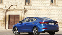 Hyundai Elantra 2017 azul