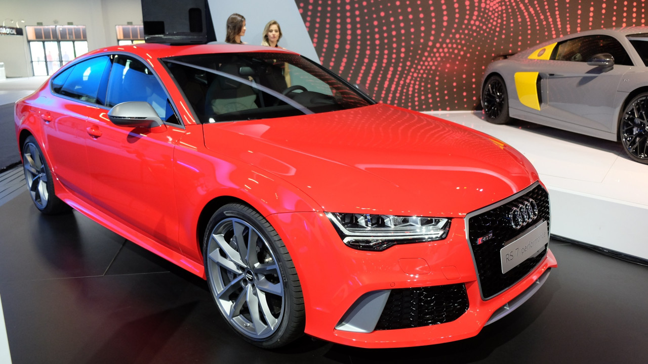 Salão de SP: carro do Neymar, Audi RS 7 Sportback Performance chega por R$ 729.990