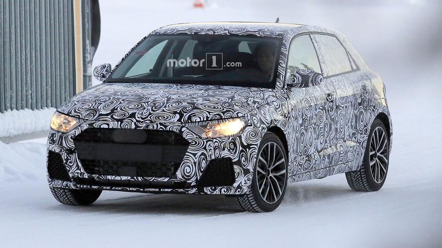 Novo Audi A1 2018 será maior e mais tecnológico