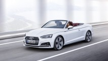 Audi A5 e S5 Cabriolet ficam mais leves e potentes em nova geração