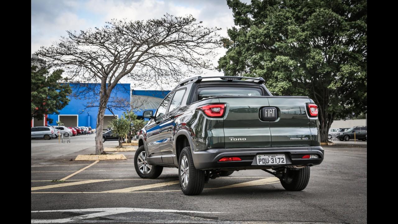 Fiat Toro: novo reajuste de preços traz valores entre R$ 82.930 e R$ 124.550