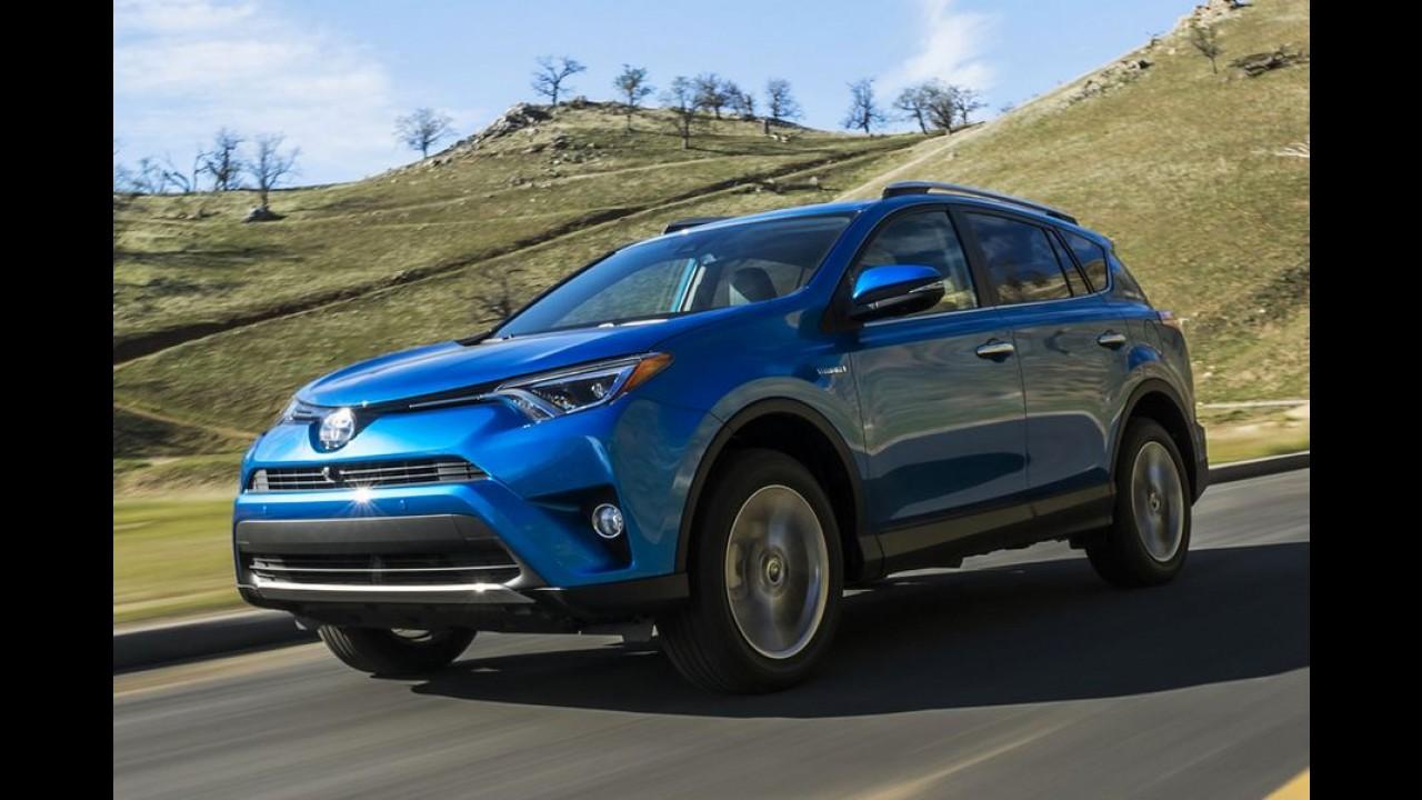 Toyota quer ser a número 1 em vendas de híbridos na Europa