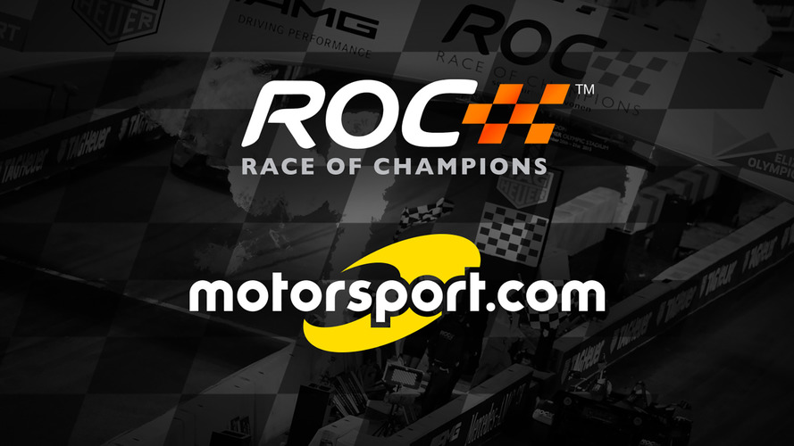 Motorsport.com announces official partnership with Race Of Champions