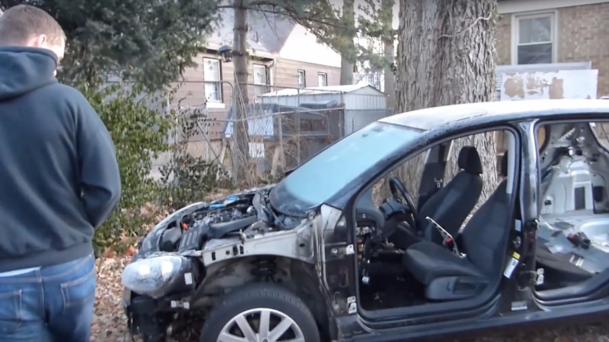 Dieselgate - Il désosse sa voiture pour la rendre à Volkswagen