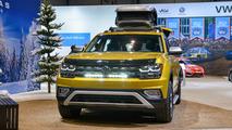 Volkswagon Atlas Weekend Edition: Chicago 2017