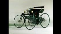 Mercedes-Benz Wire Wheel Car