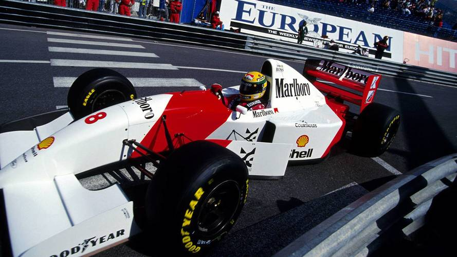Bernie Ecclestone Buys Senna's Monaco-Winning McLaren