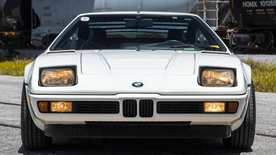 1981 BMW M1 à vendre