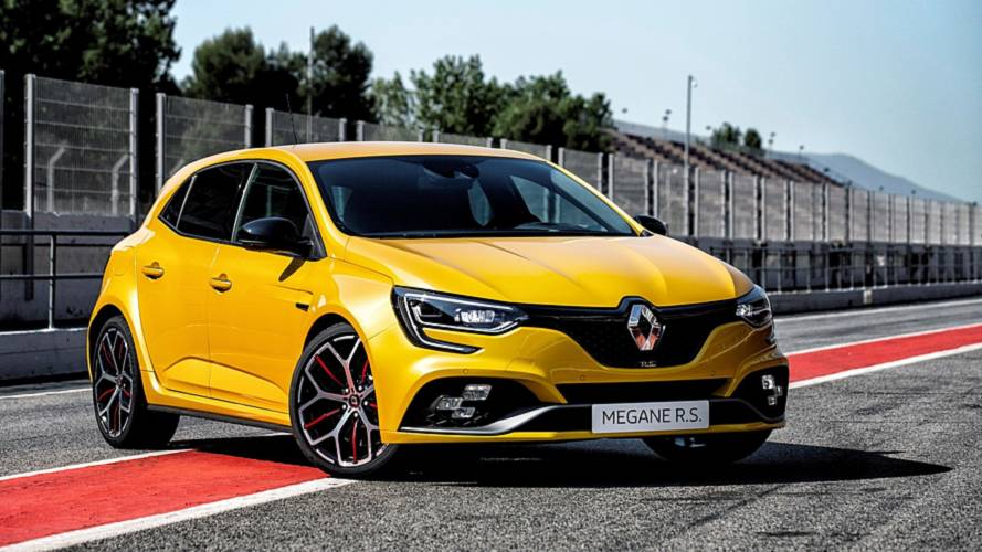 300 lóerő a Renault Mégane RS Trophy motorházteteje alatt