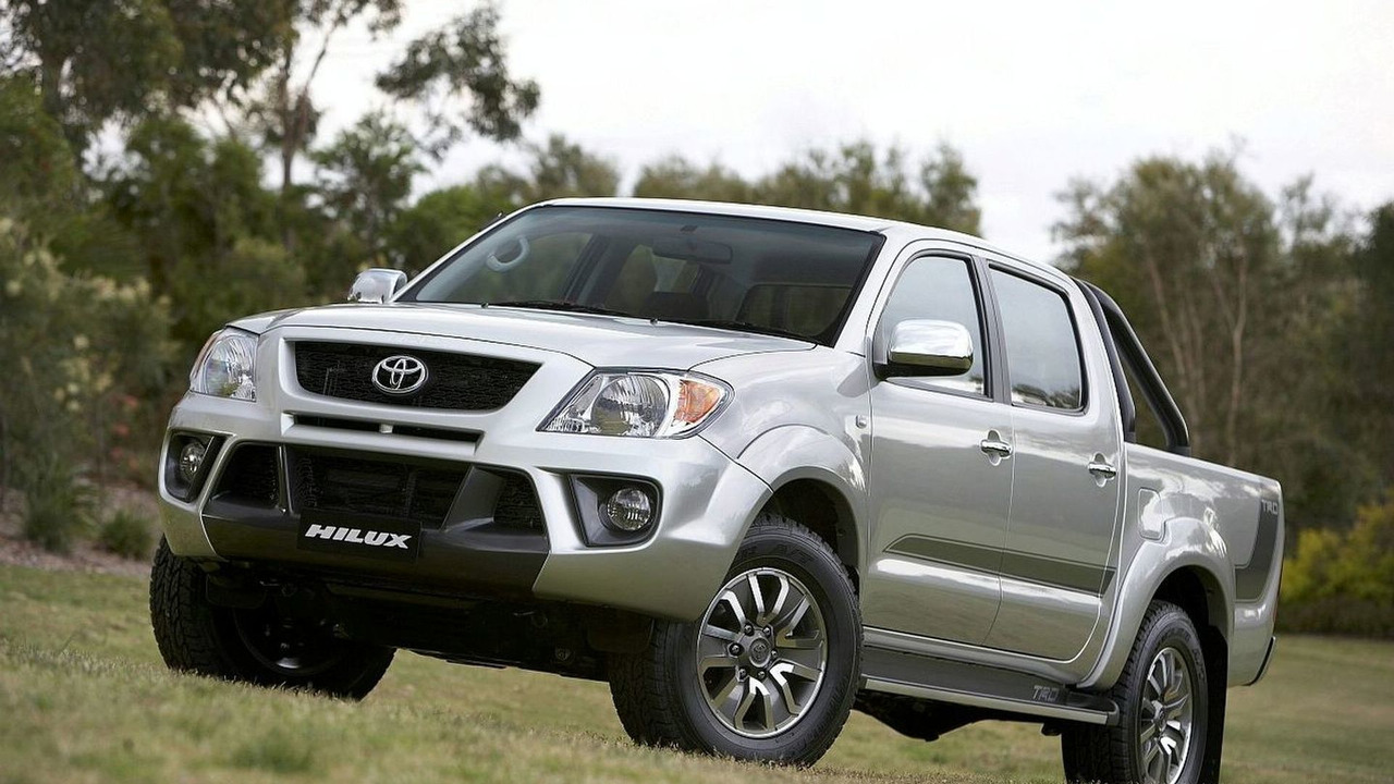 Powerful Hilux TRD