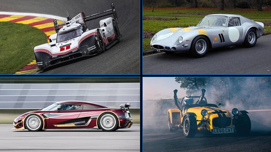 7 récords muy curiosos del mundo del motor