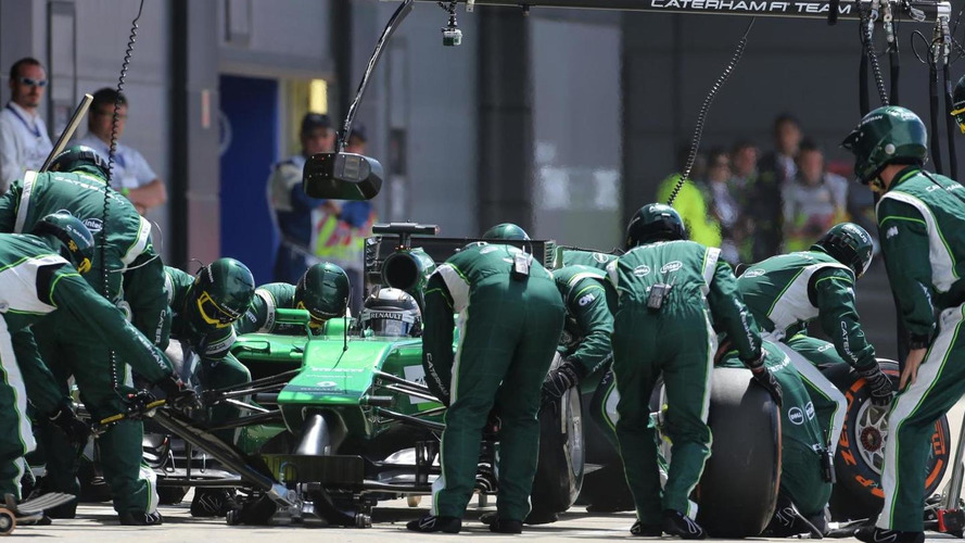 Kolles flags job losses amid Caterham 'mess'