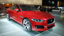 Jaguar XE S at 2014 Paris Motor Show