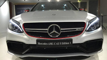 Mercedes-AMG C63 S Edition 1 / Mercedes-Benz Passion Blog