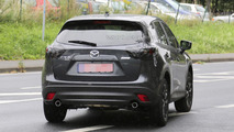 2015 / 2016 Mazda CX-5 facelift spy photo