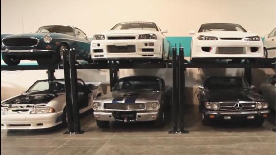 Paul Walker, ecco la sua vera collezione di auto [VIDEO]