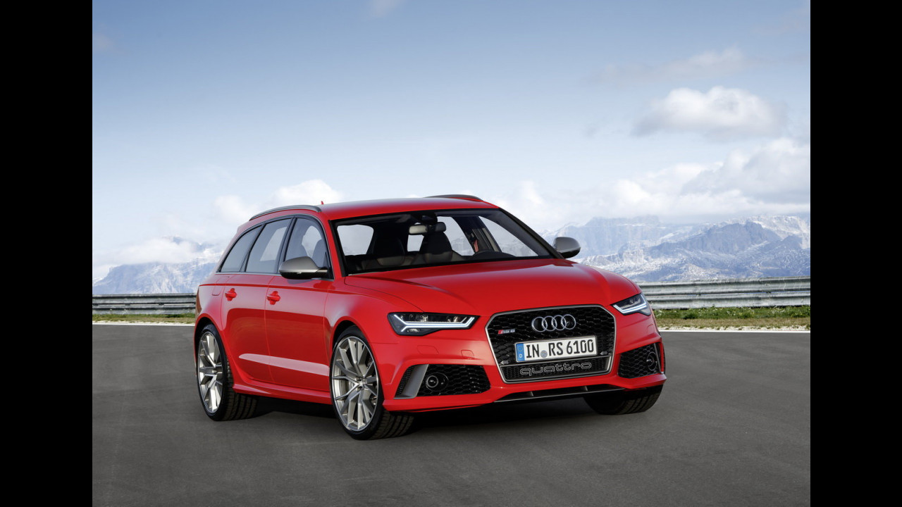 Audi RS 6 Avant Performance 2018