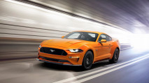 Ford Mustang restyling, burnout più facile anche sull'EcoBoost [VIDEO]